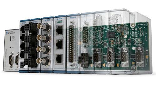 Модульная платформа CRIO National Instruments