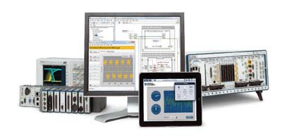 Автоматизированные системы контроля National Instruments