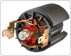 Brushed DC electric motor