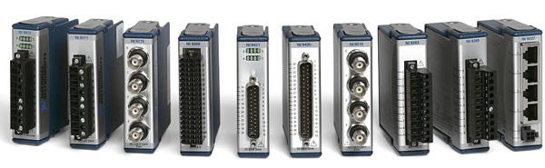 Модули ввода-вывода C-серии