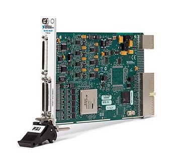 Реконфигурируемые модули ввода/вывода R-серии National Instruments