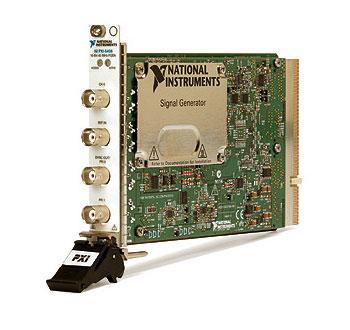 Модульные генераторы National Instruments