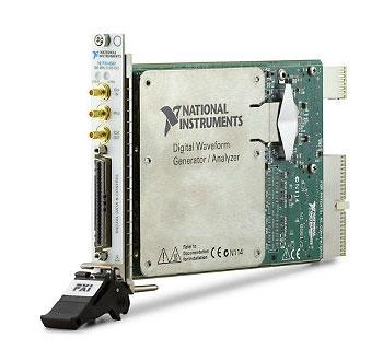 Генераторы / анализаторы цифровых сигналов National Instruments