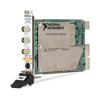 Модульные цифровые осциллографы National Instruments